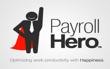 Looking for a hero? Look up Payroll Hero