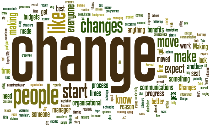 Why Middle Managers Play Significant Roles to Corporate Change
