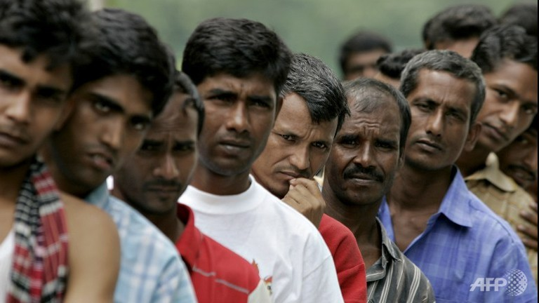 Opposition to more Bangladeshi workers in Malaysia amid Hasina visit