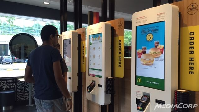More F Amp B Outlets In Singapore Going High Tech Amid