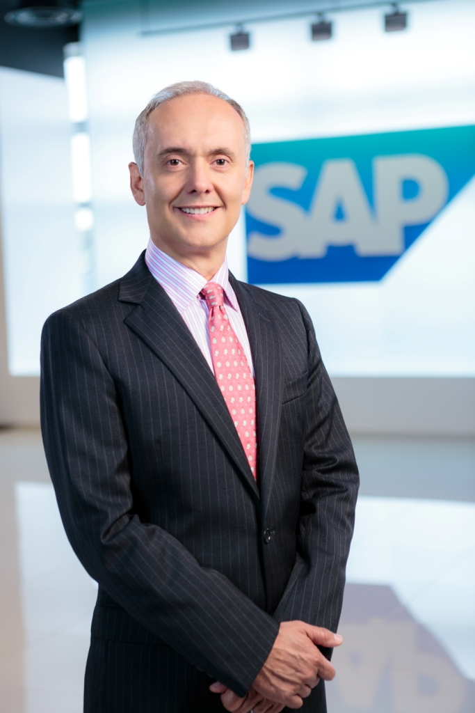 Jairo Fernandez, Senior Vice President of HR - Asia Pacific and Japan at SAP