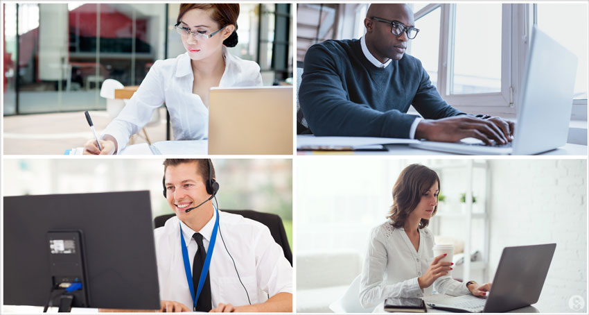 virtual workplace Synergy technology can provide the professional advice and resources to implement a virtual workplace for your business so your employee can work on the go.