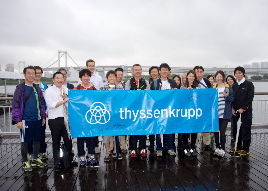 Thyssenkrupp S Apac Initiative To Raise Awareness On