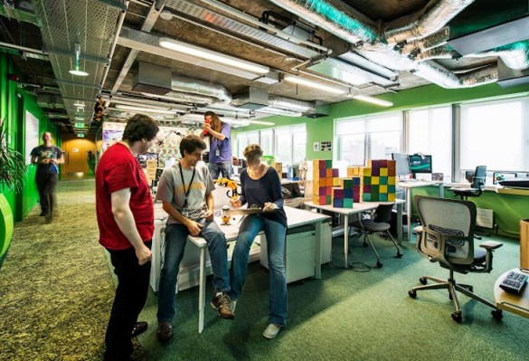 What Should Be The Ideal Office Setting For Creativity