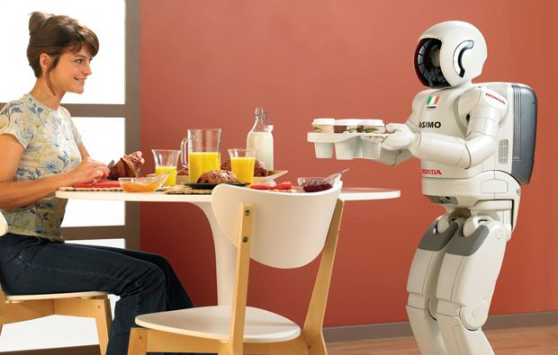 31 million Domestic Robots to Help in Households Worldwide by 2019