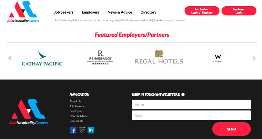 Asia's First Hospitality Focused Job Portal is Here - HR in ASIA