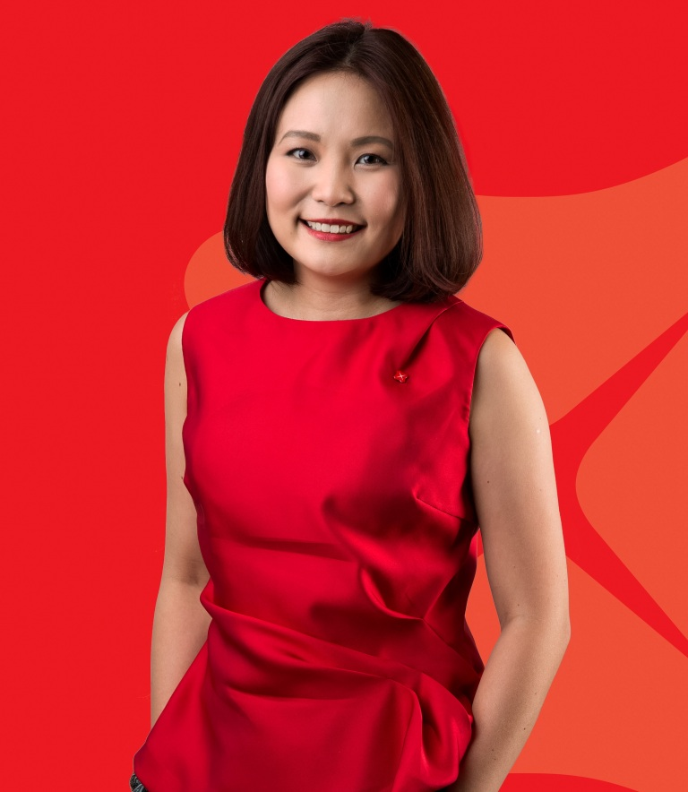 Grace Yip, Chief Operating Officer of Group Human Resources, DBS Bank and Speaker at CommunicAsia2017