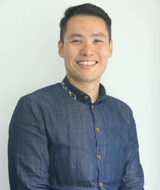 Benjamin Mah, Co-founder and CEO of V-Key