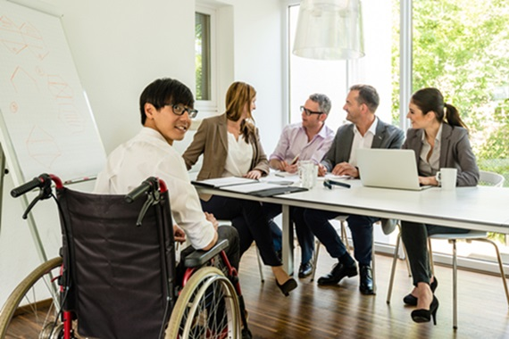 There is Ability in Disability: Fostering Inclusion at the Workplace