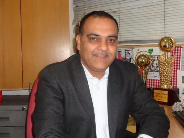 Mr. Anupam Jauhari, Vice President - HR, Infogain.