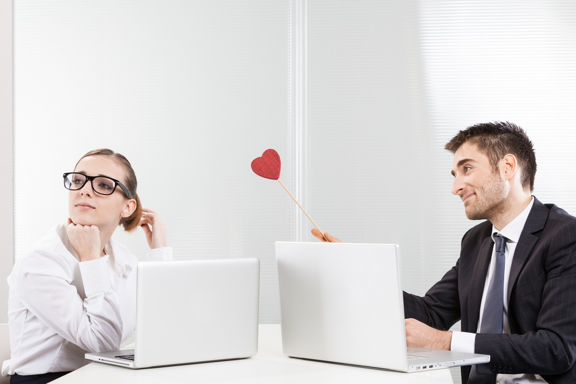 Rules on dating a colleague