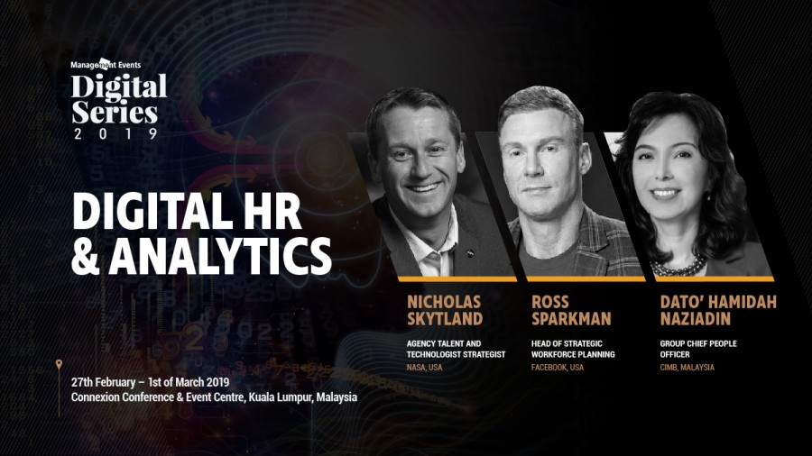 Digital HR & Analytics 2019 - HR in ASIA