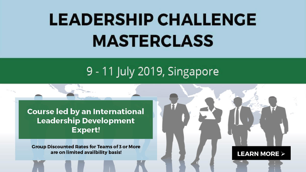 Leadership Challenge Masterclass 2019
