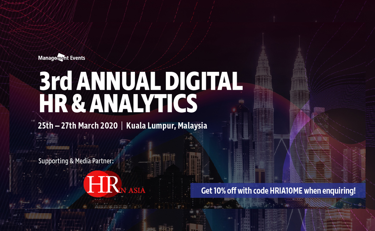 3rd Annual Digital HR and Analytics