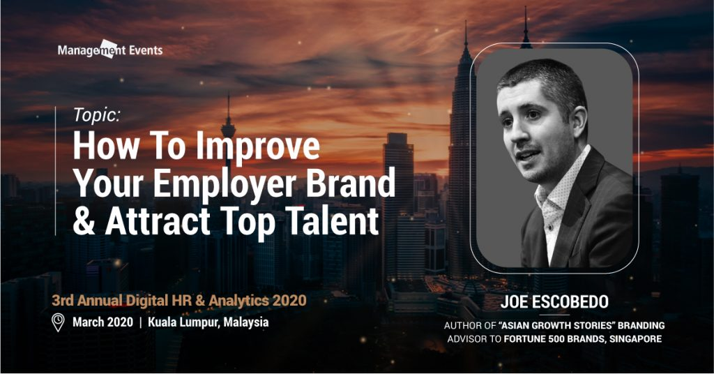 Stepping Up On Social Branding and Attracting Top Talents
