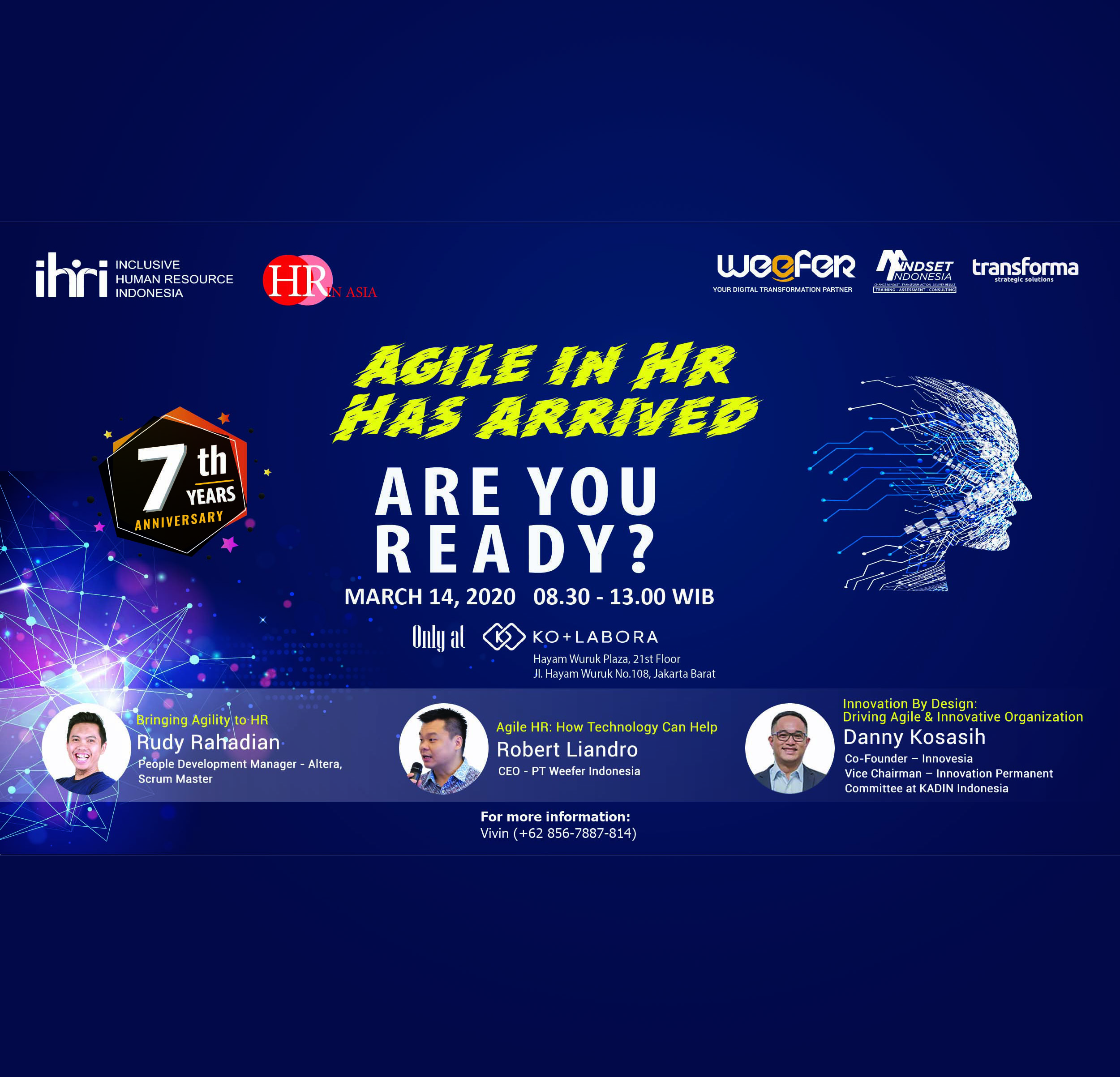 Agile in HR Has Arrived: Are You Ready?