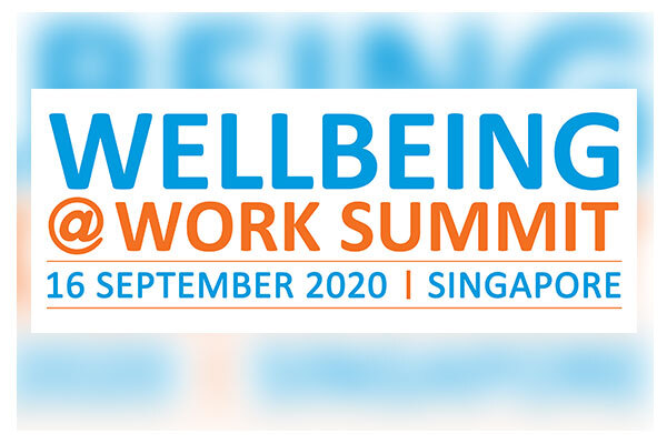 Wellbeing @ Work Summit for Singapore