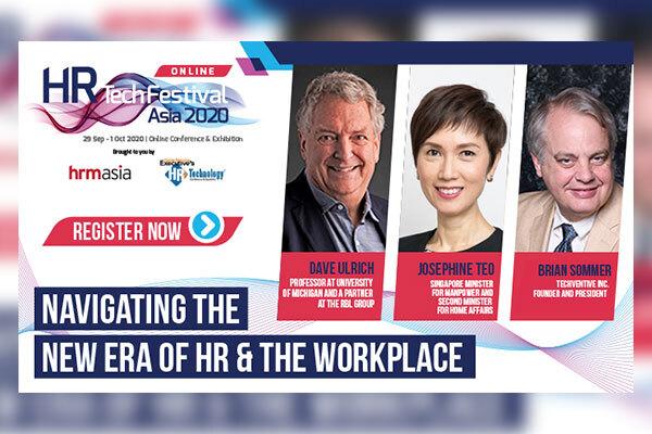 HR Tech Festival Asia 2020