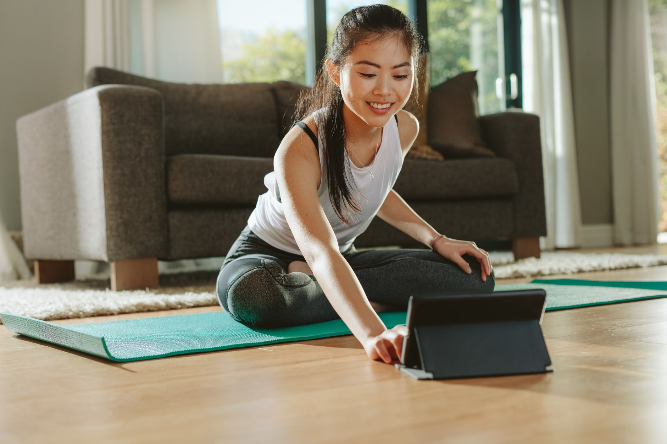 Virtual Wellness: Ways to Keep Employees Engaged During the Pandemic with Lucy Bennett-Baggs, Founder & CEO of Just Challenge