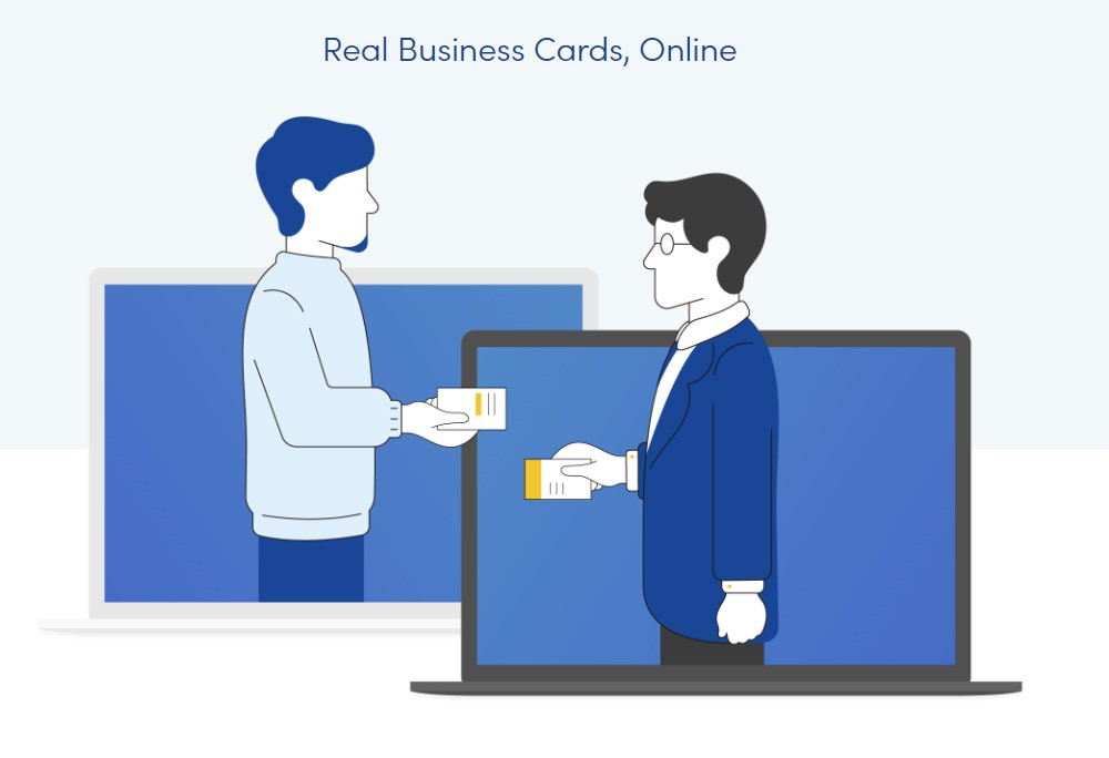 Sansan Takes Business Card Exchange Online