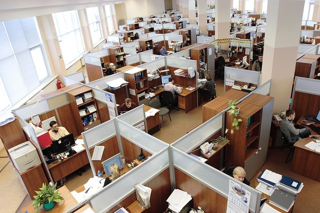 The New Normal Ushers Us to the Old Office Cubicles