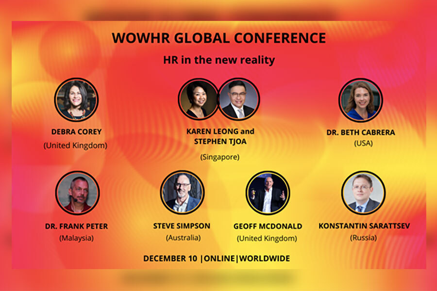 WOWHR Global Conference (WCG)