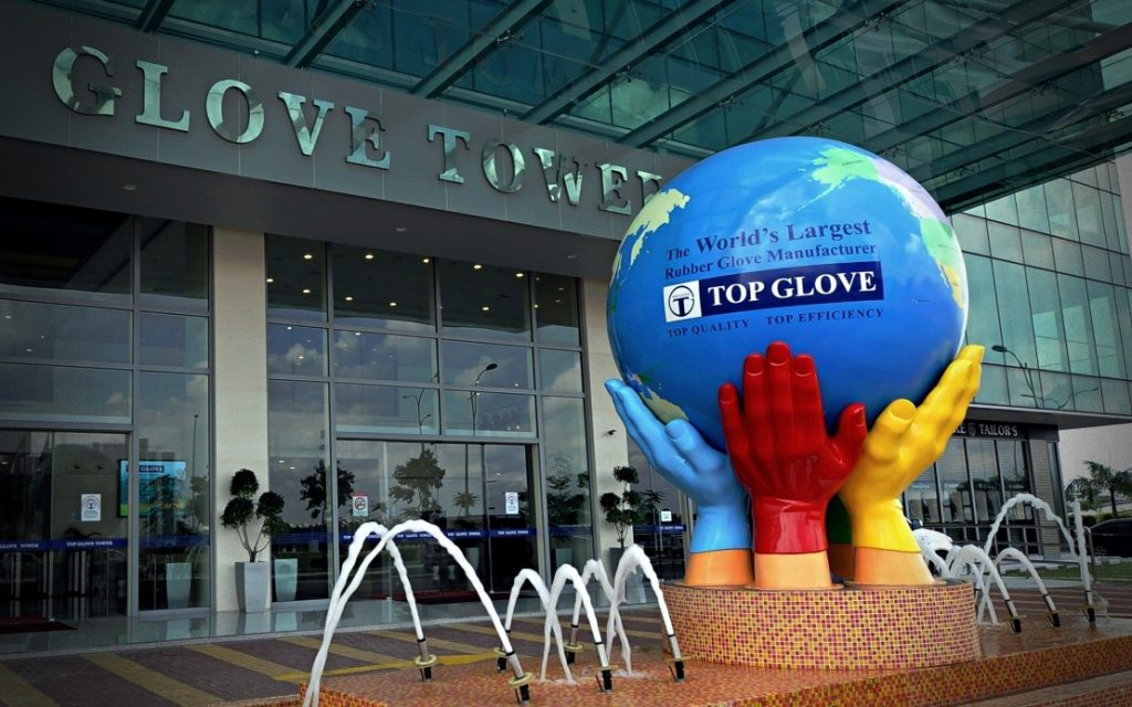 Top Glove Aims to Hire 9,000 New Workers in Malaysia