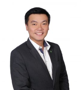 Andrew Lee, Executive Assistant Manager - Rooms, Courtyard by Marriott Singapore Novena